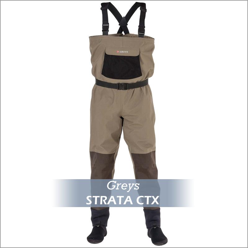 Vadarbyxor - Greys Strata CTX